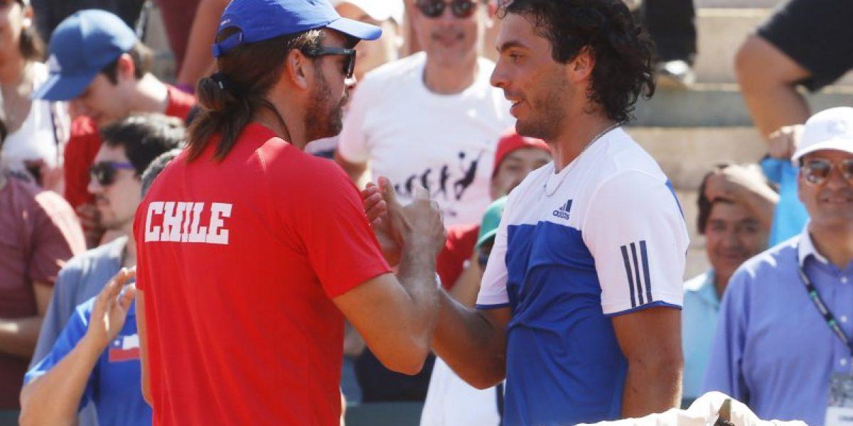 Semana de Copa Davis: quién transmite por TV, cronograma y novedades de Chile