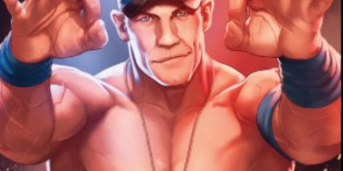John Cena, Undertaker y otras estrellas de WWE llegan al mundo de los cómics