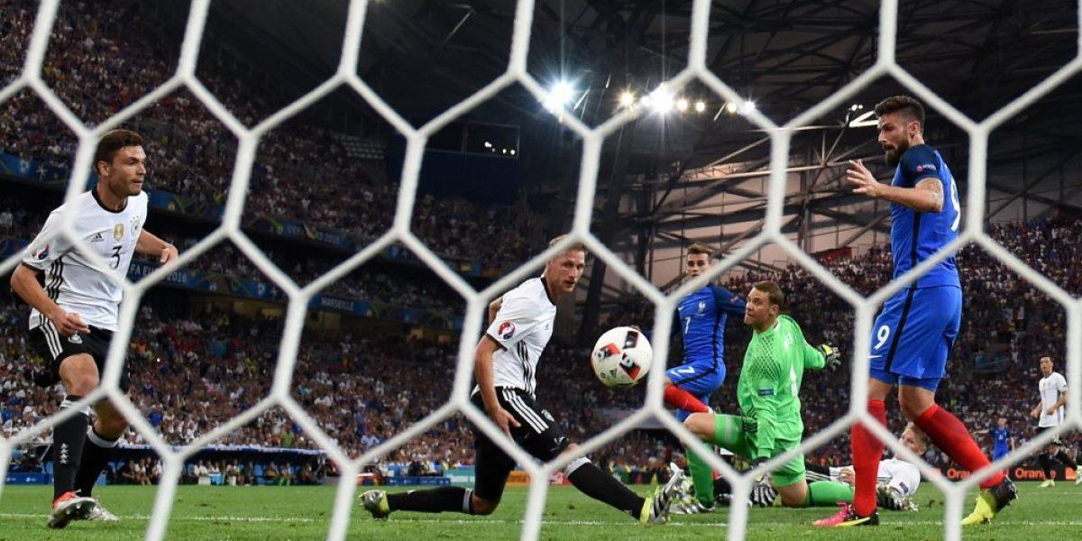 Pese a perder la final, Griezmann es el elegido el mejor jugador de la Euro