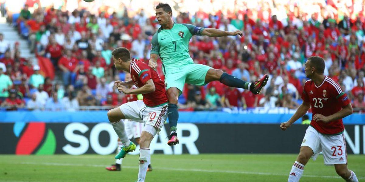 Goleador histórico: Vea los nueve tantos de Cristiano Ronaldo en la Eurocopa