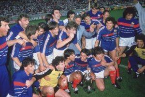 Francia – 2 títulos (1984, 2000) Foto:Getty Images. Imagen Por: