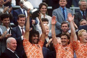 Holanda – 1 título (1988) Foto:Getty Images. Imagen Por: