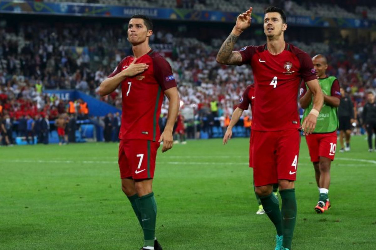 La arenga en los cuartos y el gol en el único triunfo en los 90 minutos Foto:Getty Images. Imagen Por: