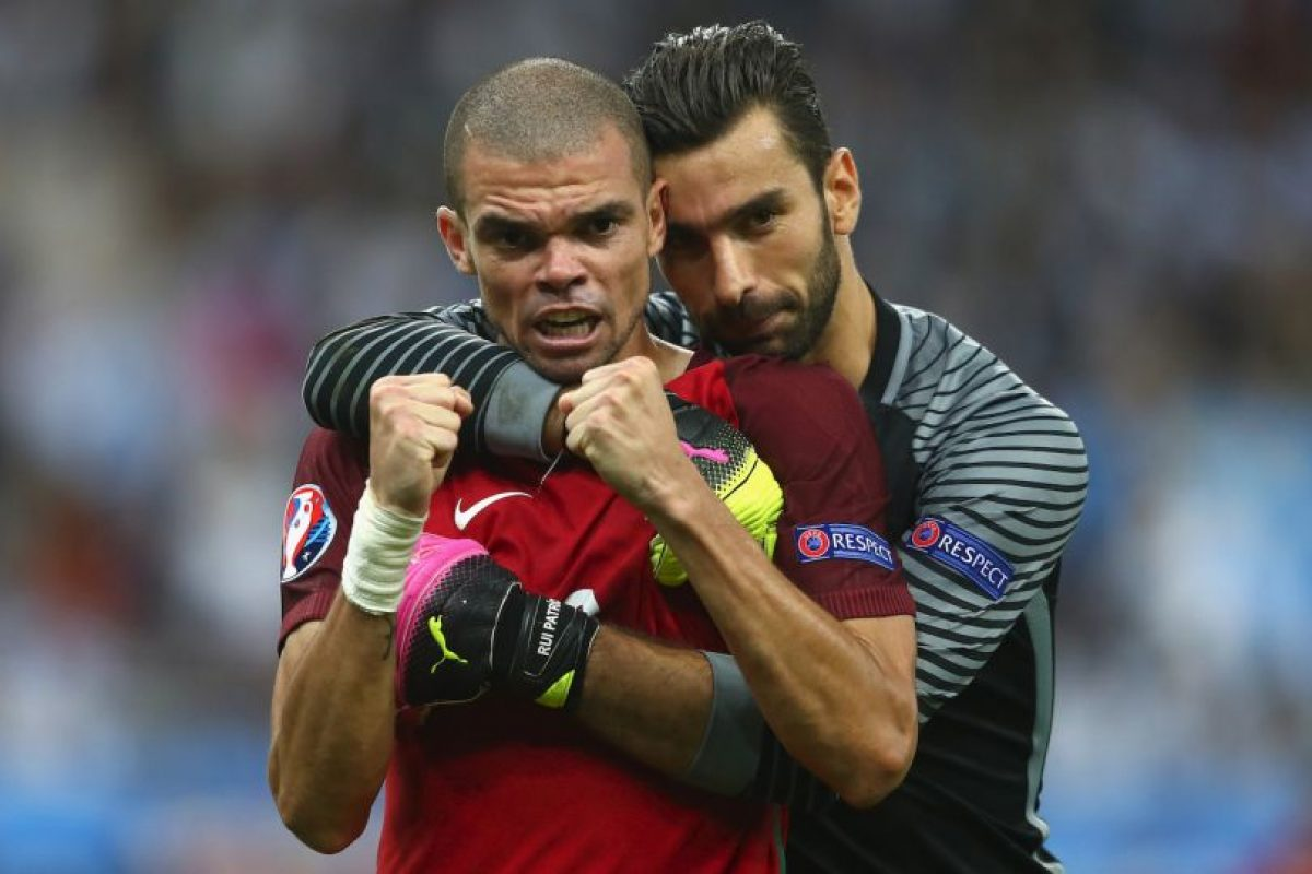 Rui Patricio (Portugal) Foto: Getty Images. Imagen Por: