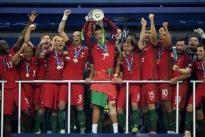 Portugal – 1 título (2016) Foto:Getty Images. Imagen Por: