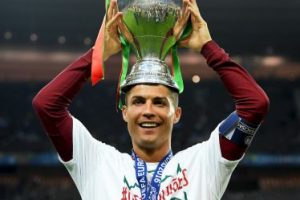 Cristiano Ronaldo coronó su revancha Foto:Getty Images. Imagen Por: