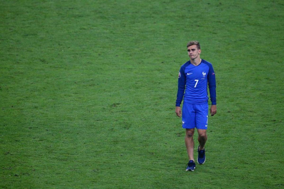Antoine Griezmann tuvo una sincera confesión y dijo que 'era una mierda' la situación que vivió con las dos finales perdidas Foto:Getty Images. Imagen Por: