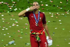 Pepe (Portugal) Foto: Getty Images. Imagen Por: