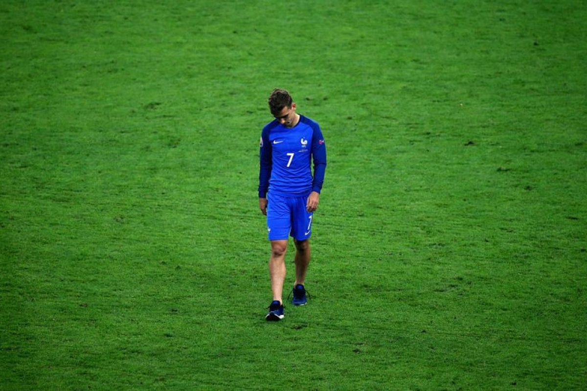 Antoine Griezmann (Francia) Foto:Getty Images. Imagen Por: