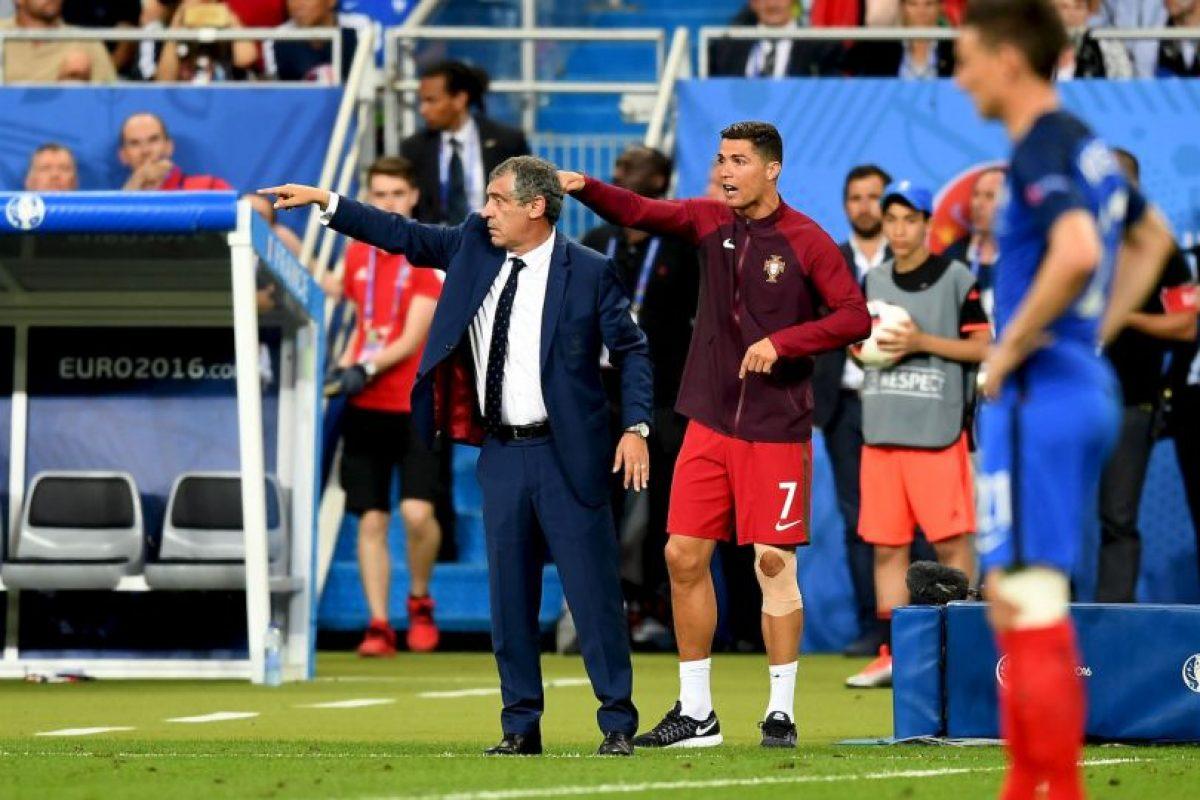 Cristiano Ronaldo fue un técnico más Foto:Getty Images. Imagen Por: