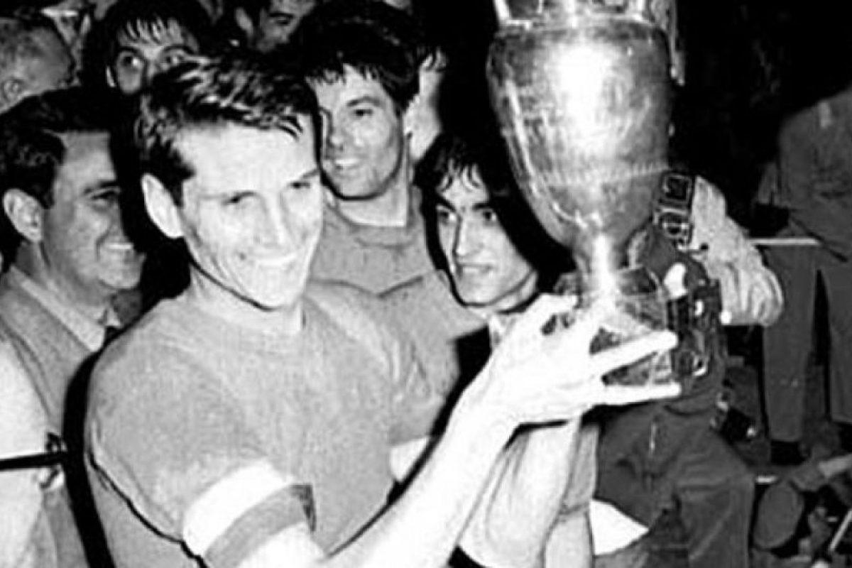 Italia – 1 título (1968) Foto:Getty Images. Imagen Por: