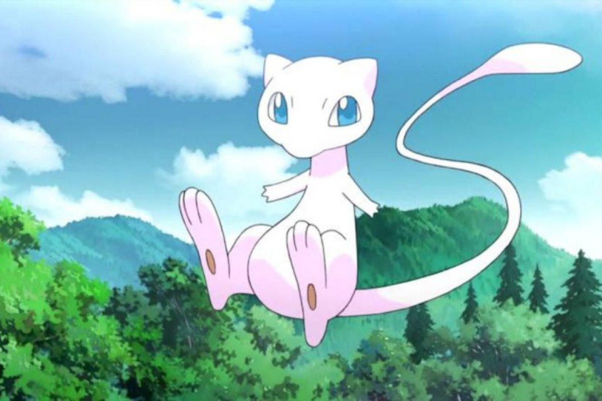 Mew Foto:Pokémon. Imagen Por: