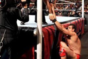 """""""El Patrón"""" ha combinado su carrera en la lucha libre con las artes marciales mixtas Foto:WWE. Imagen Por:"""