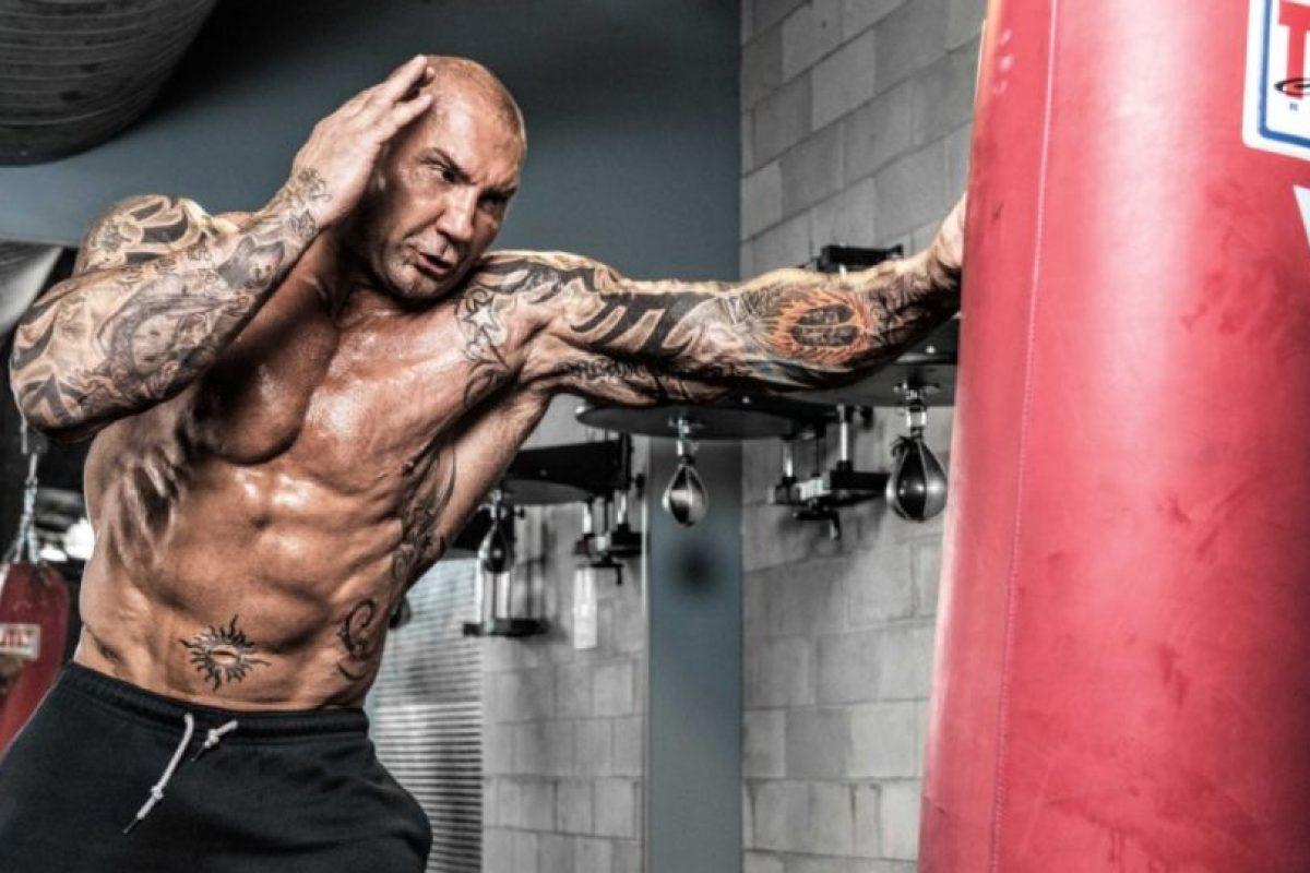 Batista Foto:WWE. Imagen Por: