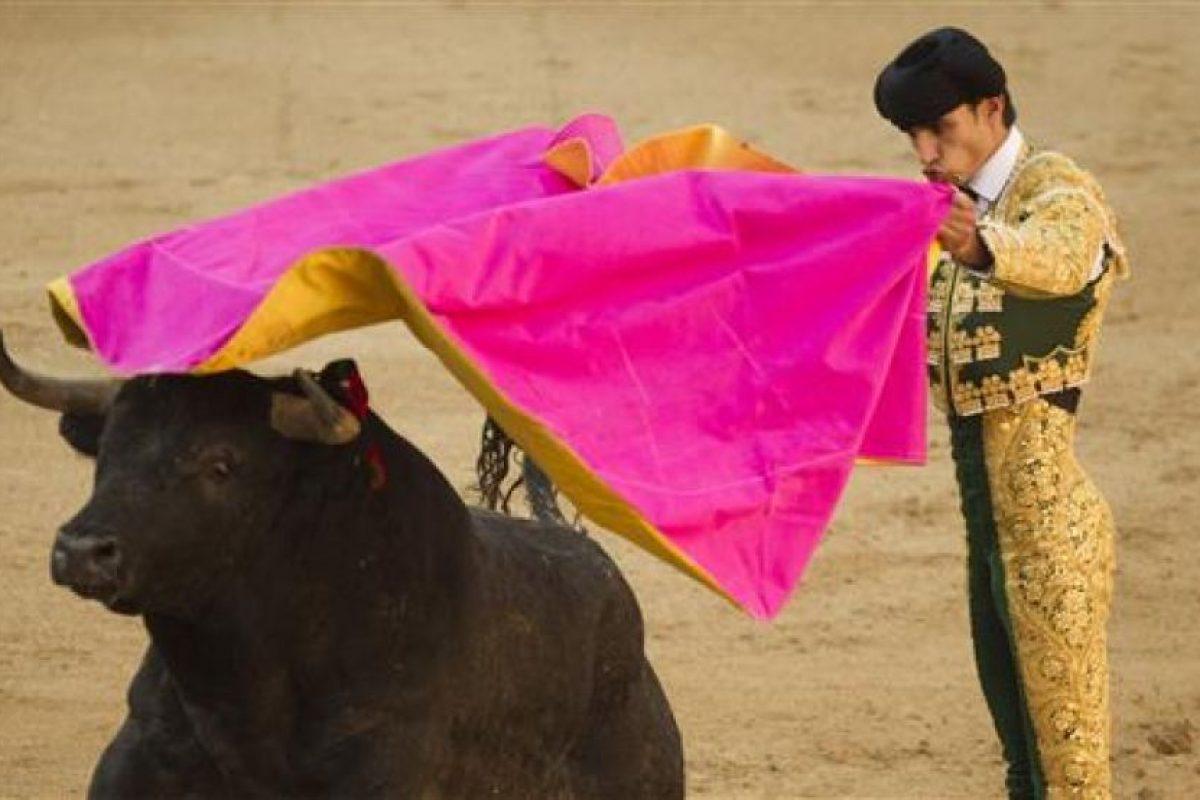 Murió tras ser embestido por un toro de más de 500 kilos Foto:AP. Imagen Por: