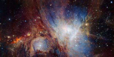 La imagen más profunda y completa de la nebulosa Orión