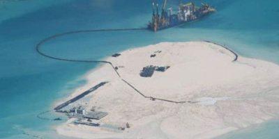Las islas artificiales chinas que ponen nervioso al mundo