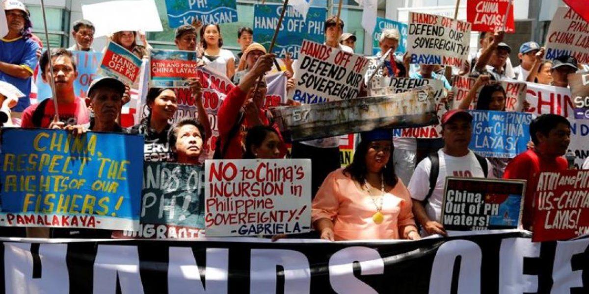 Estas son las claves de la disputa marítima entre China y Filipinas
