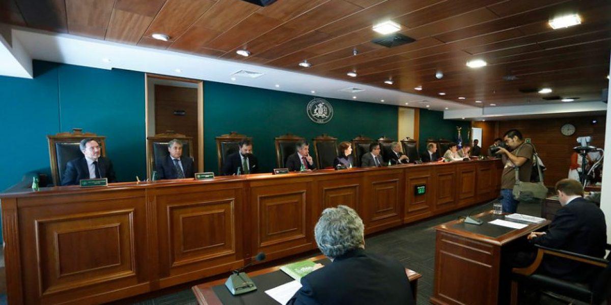 TC admitió a trámite el recurso de Chile Vamos por reforma laboral