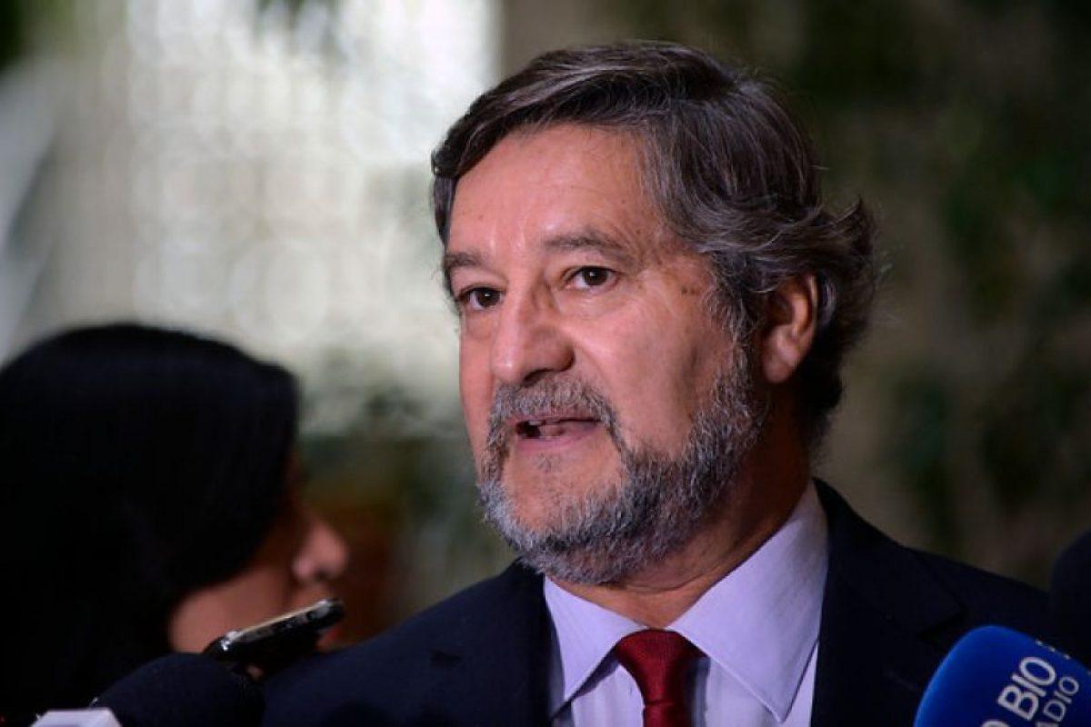 Ramón Farías, diputado PPD Foto:Agencia UNO. Imagen Por: