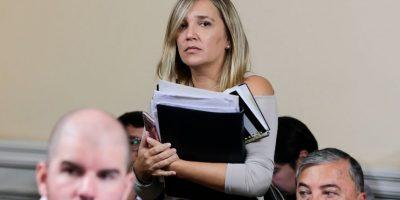 """Diputada Hoffmann tras explicación de Valdés: """"Han sido permanente los incompletos y errados informes financieros"""""""