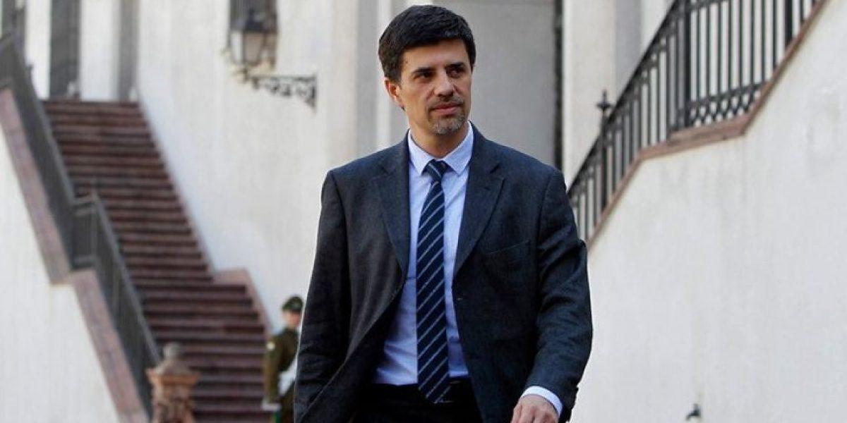 Marcelo Díaz  y pensiones millonarias en  Gendarmería: