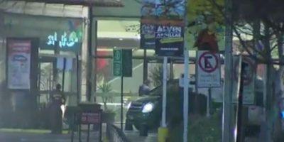 Desconocidos usan método de saturación por gas para robar cajero automático en mall