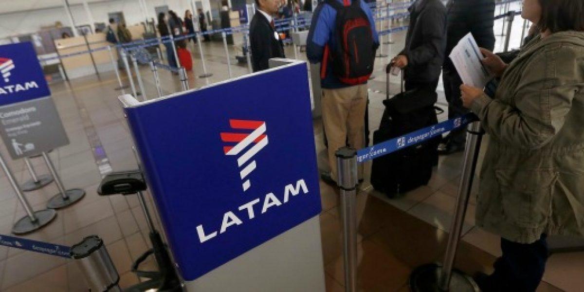 Acciones de Latam se disparan en la Bolsa