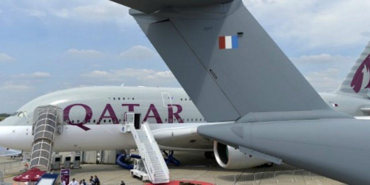 Qatar Airways compra el 10% de las acciones de Latam