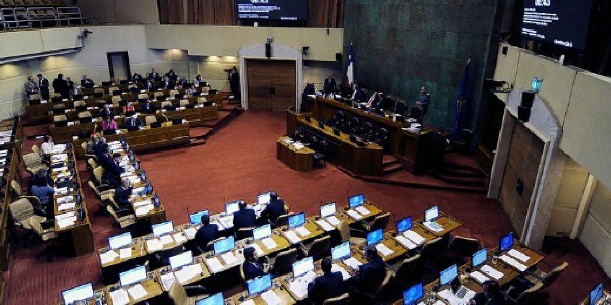 Hacienda estima que sueldos de parlamentarios en Chile están entre los más altos del mundo