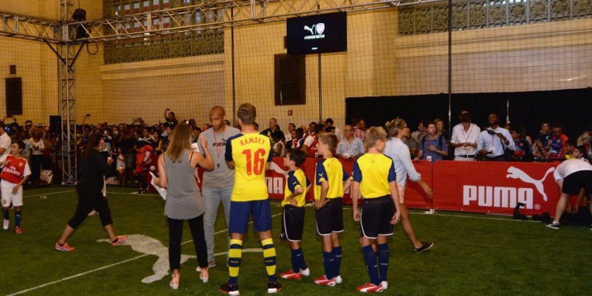 Thierry Henry puso fin a su contrato con Arsenal para asumir nuevos desafíos profesionales