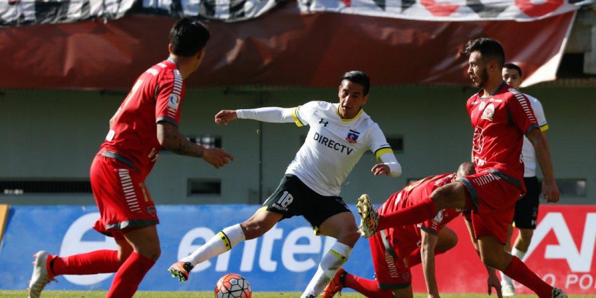 No se juega por lluvia: Curicó y Colo Colo decidieron aplazar partido amistoso