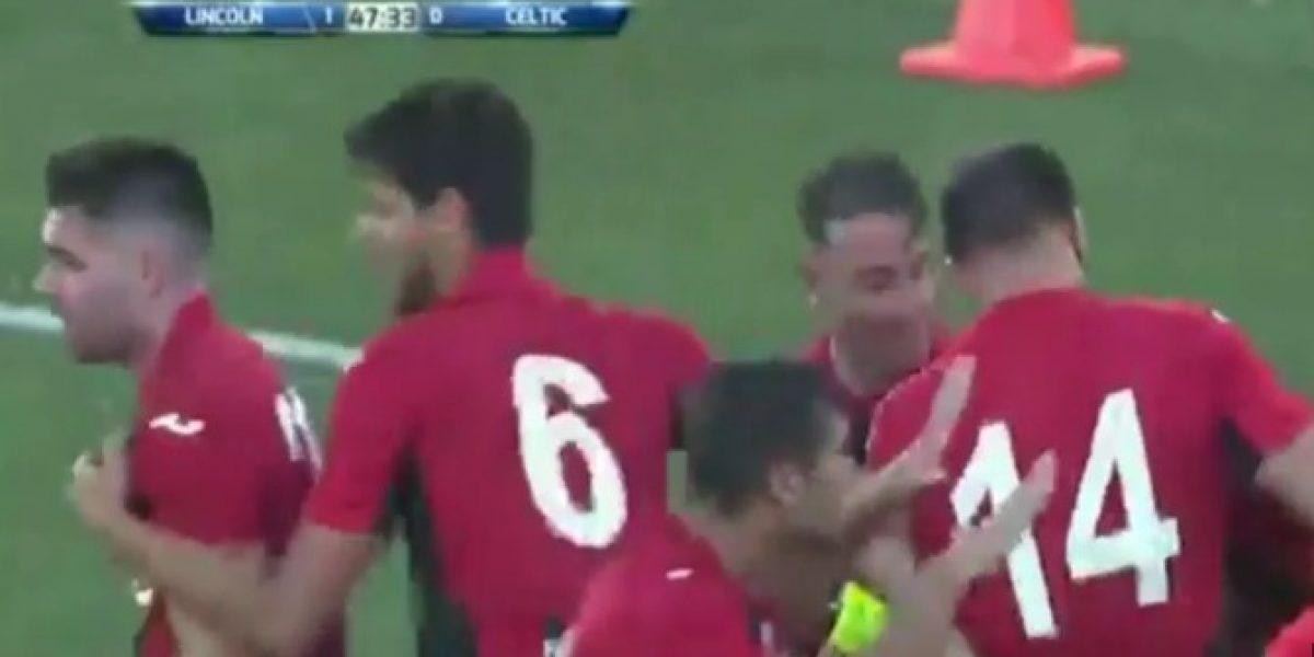 Sorpresa mundial: modesto equipo de Gibraltar venció a Celtic en la Champions League