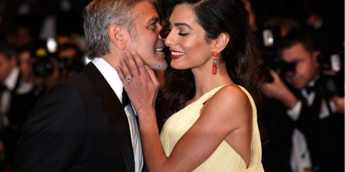 Resurgen rumores de que el matrimonio de George Clooney sería una farsa