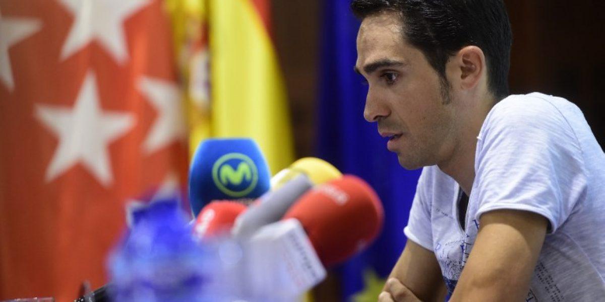 Alberto Contador se baja de los JJ.OO tras su accidentado Tour de Francia: