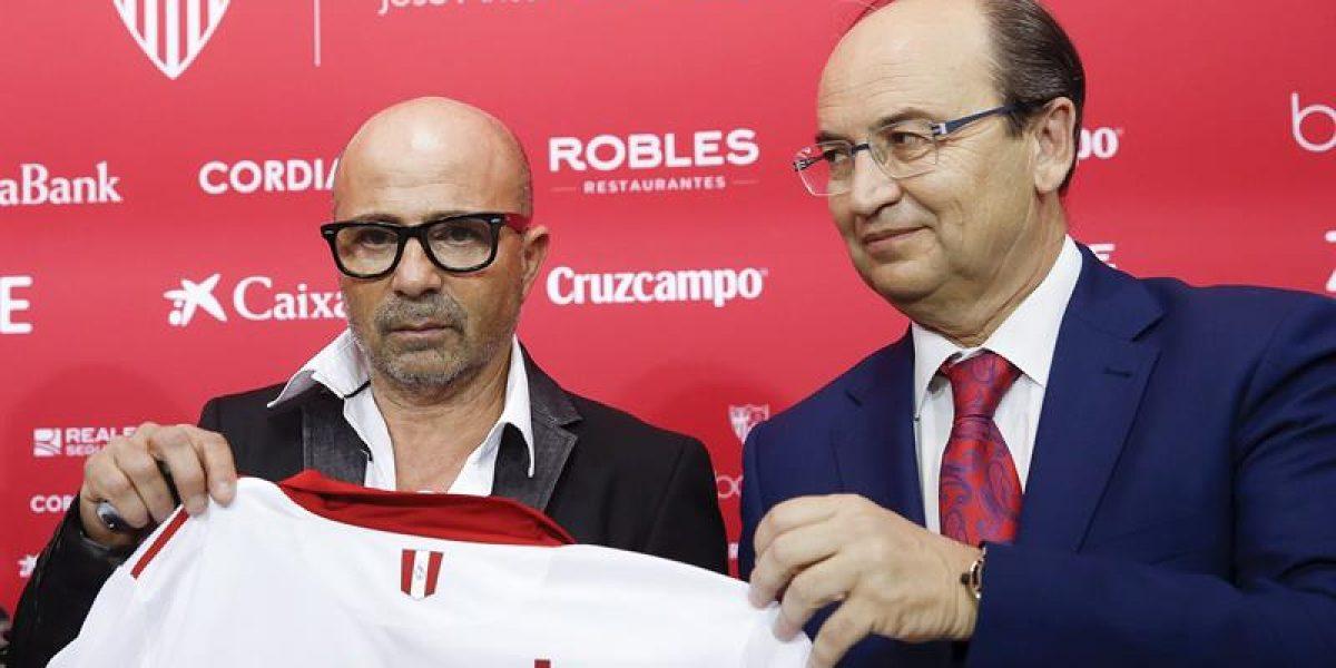 Presidente de Sevilla destaca la