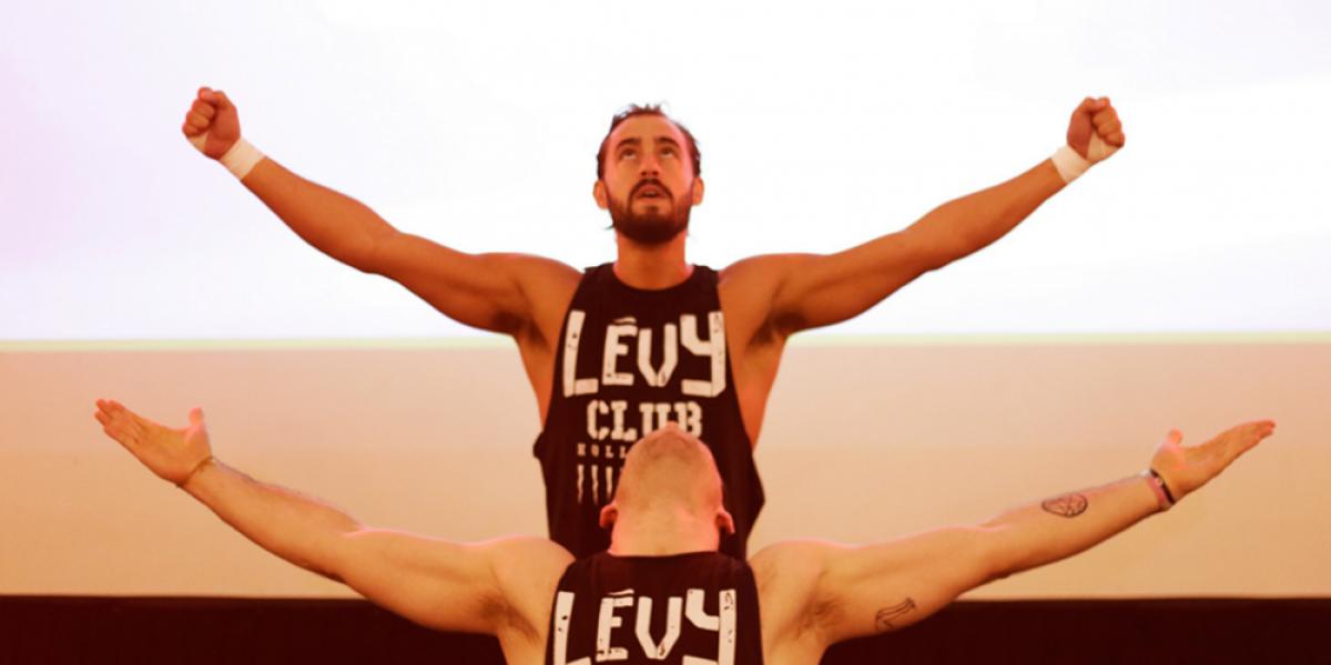 Rival de peso: Ariel Levy peleará ante ex luchador de la WWE