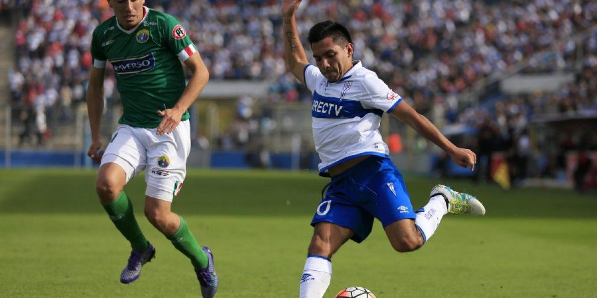 Everton confirmó a Diego Rojas como su nuevo