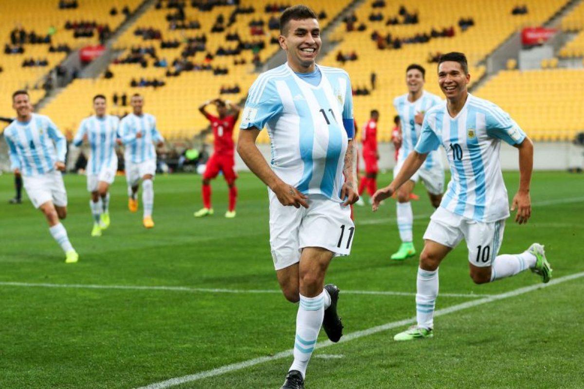 2. Argentina Foto:Getty Images. Imagen Por: