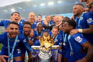 El sábado 13 de agosto comenzará la Premier League. Leicester quiere dar la sorpresa nuevamente Foto:Getty Images. Imagen Por: