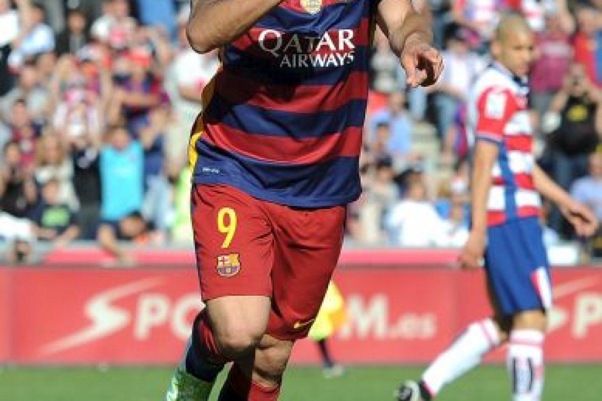 3. Luis Suárez (Barcelona/Uruguay). 100 millones de euros Foto:Getty Images. Imagen Por: