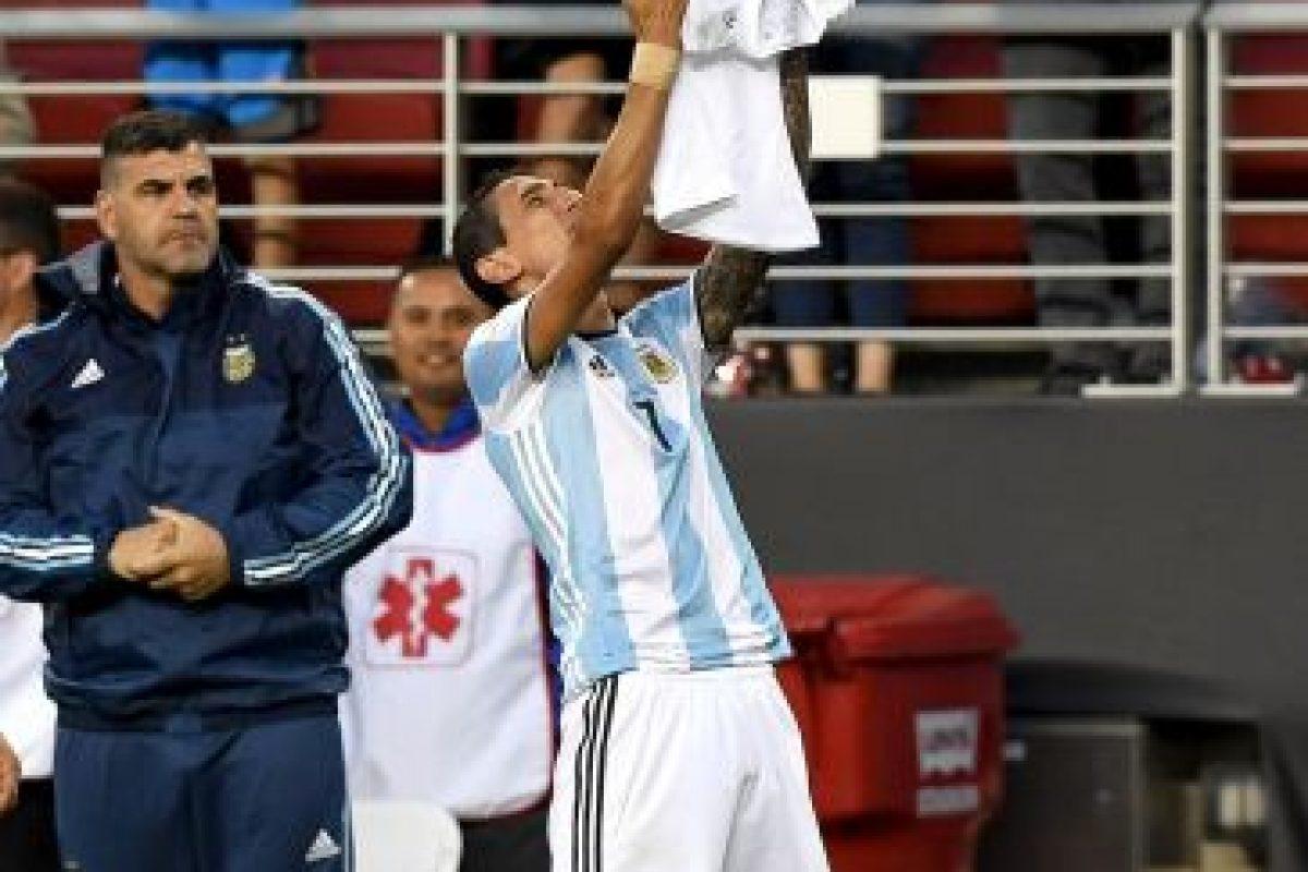 7. Ángel Di María (PSG/Argentina). 60 millones de euros Foto:Getty Images. Imagen Por: