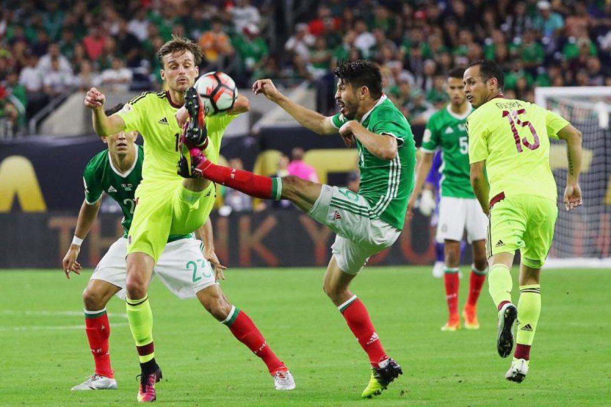 5. México Foto:Getty Images. Imagen Por: