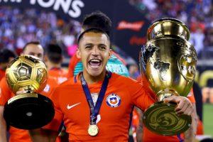 8. Alexis Sánchez (Arsenal/Chile). 55 millones de euros Foto:Getty Images. Imagen Por: