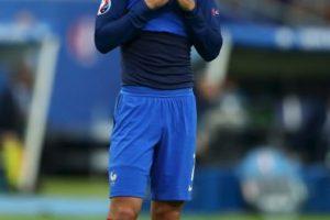 Antoine Griezmann fue incpaz de marcar en la final ante Portugal Foto:Getty Images. Imagen Por: