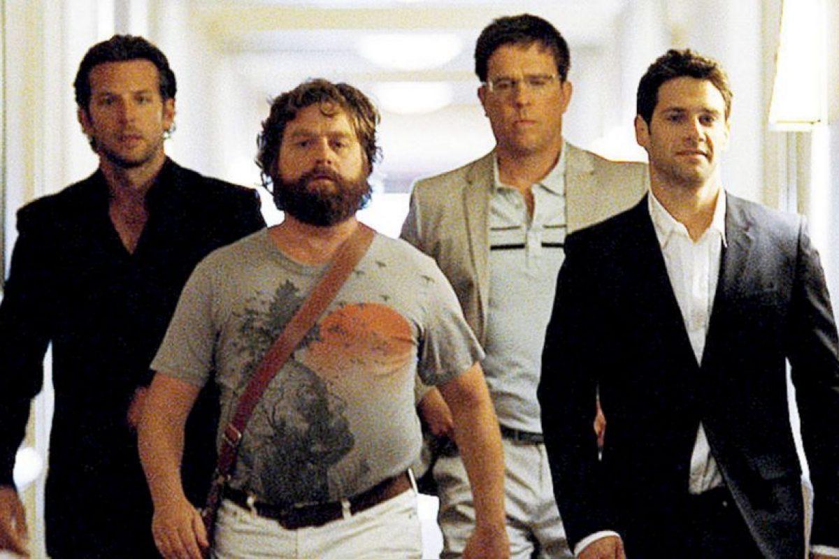 """En """"The Hangover"""" también hubo otros personajes increíbles. Foto:vía Warner Bros. Imagen Por:"""
