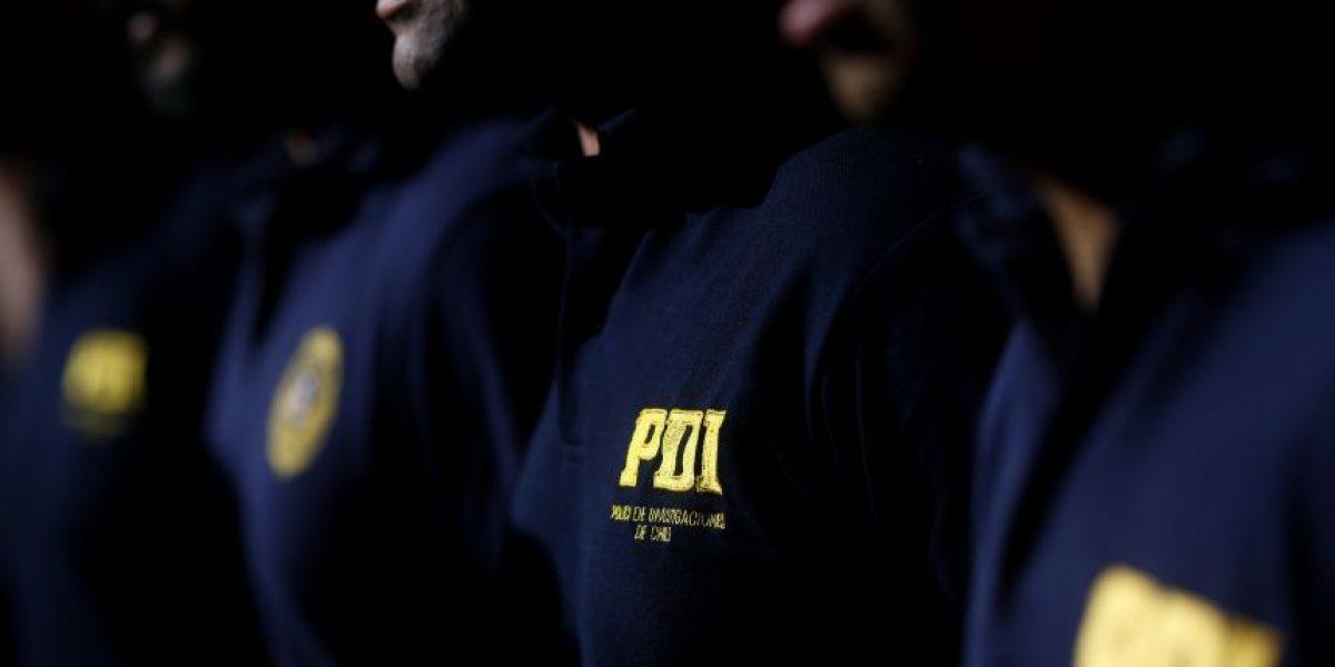 PDI detiene a hombre que debía más de $50 millones en pensión alimenticia