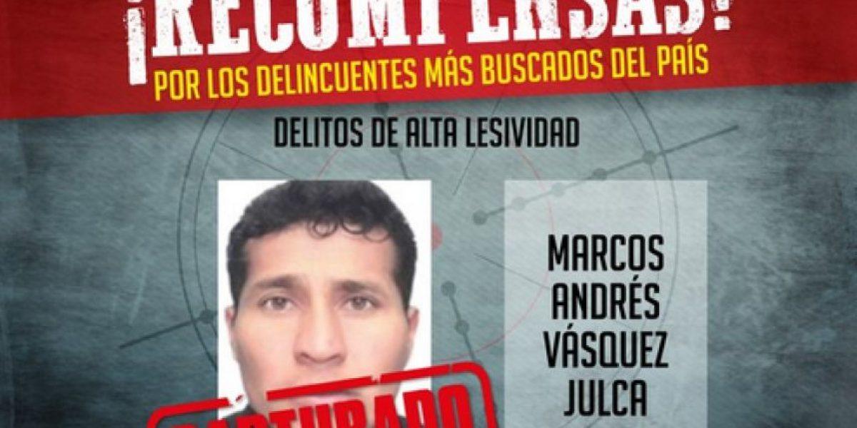 Arrestan en Santiago a peligroso sicario: es acusado de asesinar a alcalde peruano