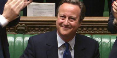 Cameron recomendó a May permanecer cerca de la UE