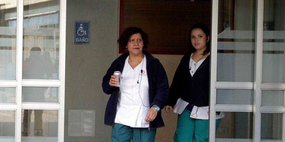 Ausentismo laboral en sector salud alcanza un promedio de 21,4 días por licencias médicas